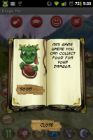Drago Pet Mini Games Coming Soon