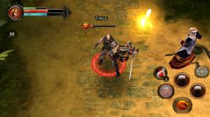 Dungeon Hunter 2 Combat 1