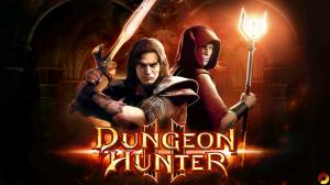 Dungeon Hunter 2 Title Screen