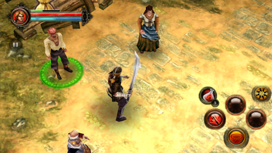 Dungeon Hunter 2 – The Incredible Diablo Style RPG from Gameloft