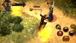 Dungeon Hunter 2 Combat 3