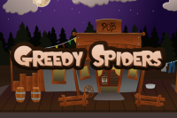 Greedy Spiders Animation End