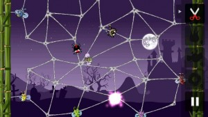 Greedy Spiders Game Play 4