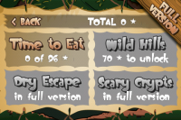 Greedy Spiders Levels