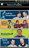 HowStuffWorks - Shows list