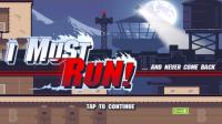 I Must Run Title Screen