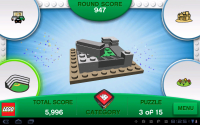 LEGO Creationary in Game Play 4