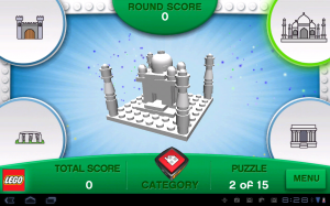 LEGO Creationary in Game Play 5