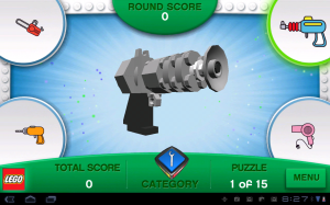 LEGO Creationary in Game Play 6