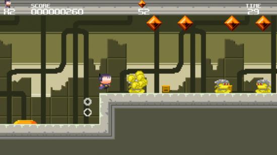 Meganoid – The Epic 8Bit Platformer!