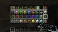 Minecraft Crafting Options