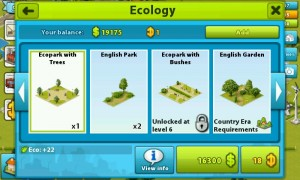 My Country - Ecology information