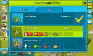 My Country - Increase levels and 'eras'