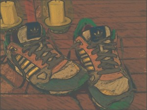 Paper Camera - Effect demo, Bleaching (2)