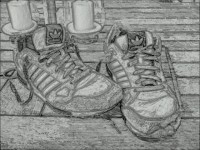 Paper Camera - Effect demo, Sketch Up
