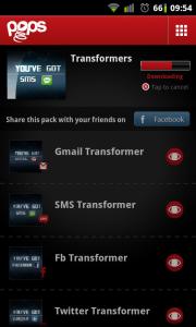 Pops - Downloading Transformers
