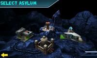 Psychoban - Asylum select screen