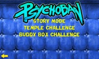 Psychoban - Mode select