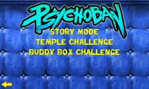 Psychoban - Mode select