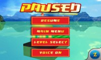 Save Toshi - Pause menu