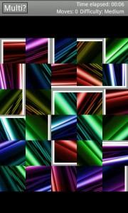Spectrum Puzzle - Large puzzle, medium difficulty