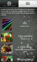 Spectrum Puzzle - Picture credits