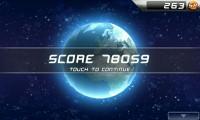 Stardunk - Score screen
