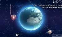 Stardunk - Time indicators for next online contest in top right