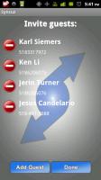 Syncuz Guest List