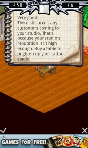 Tattoo Tycoon - Step by step tutorial