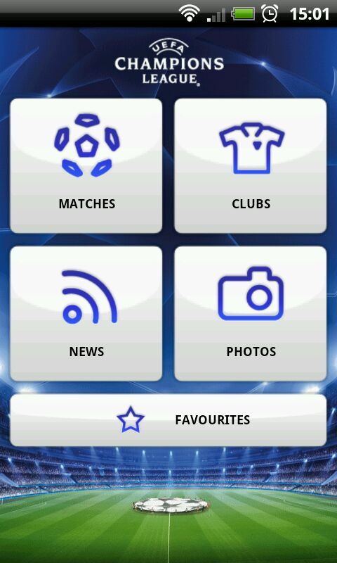 UEFA Champions League Edition – Official App for European Football (Soccer) Competition