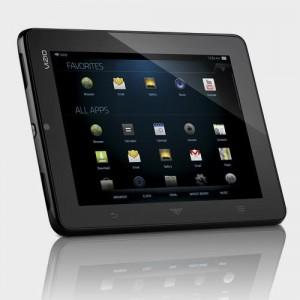 VIZIO 8 Tablet Angle View 1
