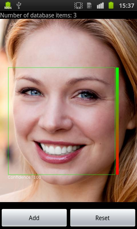Visidon AppLock – Extremely Accurate Application Protection through Facial Recognition!