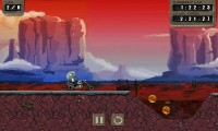 Zombie Rider - In-game view 1