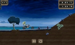 Zombie Rider - In-game view 2