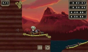 Zombie Rider - In-game view 3