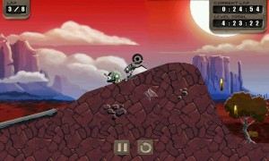 Zombie Rider - In-game view 6