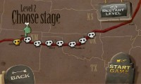 Zombie Rider - Stages screen