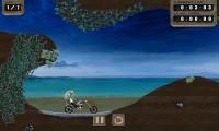 Zombie Rider - Start of level