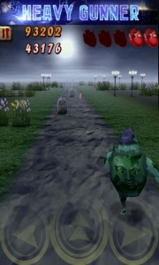 Zombie Runaway - Just a run through the grave yard