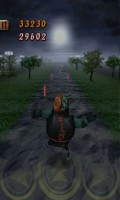 Zombie Runaway - Zombie has different constumes