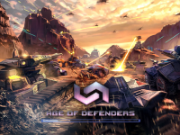 Age of Defenders Splash Screen