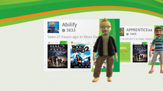 360 Live – Chat with Friends & Manage Xbox Live from Your Android