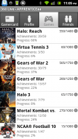360 Live Games List