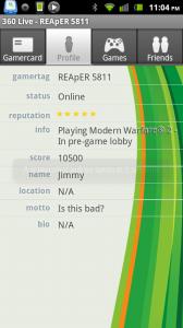 360 Live Profile
