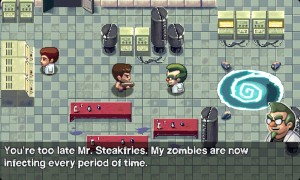 Age of Zombies - Intro story