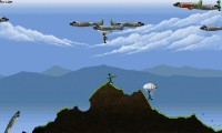 Air Attack - In-game view 1