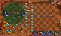 Base Defense - Dusty Field in-game view (3)