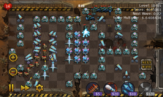 Base Defense – Tower Defense Game Loaded with Levels