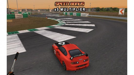 Drift Mania Championship – Driving-by-the-seat-of-your-pants High-speed 3D Racing
